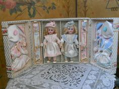 doll with presentation box