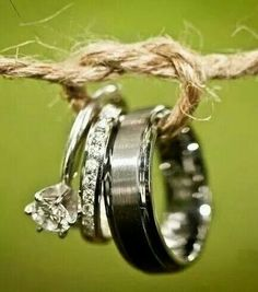 Tying the knot- wedding ring photography - stylish eve