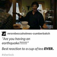 Sherlock - The Lying Detective pitied Mrs. Hudson tho