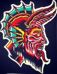 "artist: elmer ""fudd"" rodriguez Golden State Tattoo (Garden Grove, CA) instagram: elmerxgst  american traditional tattoo"