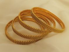 Antique Golden bangles