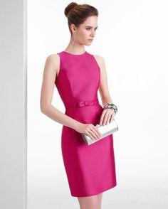 Pinterest vestidos de noche cortos