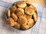 biscuits apéro maison paprika sésame