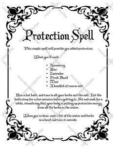 Witchcraft Spells For Beginners, Healing Spells, Magick Spells, Voodoo Spells, Wiccan Protection Spells, Spell For Protection, Protection Sigils, Herbs For Protection, Wicca For Beginners