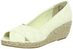 Amazon.com: Rampage Women's Adorer Espadrille: Shoes