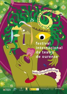 VI Festival Internacional de Teatro - Ourense escea escena teatro
