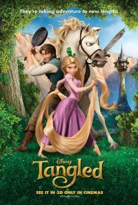 588 Rapunzel Tangled (2010)