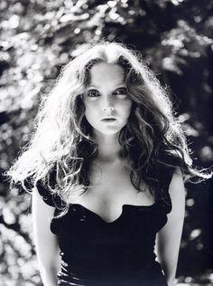 Lily Cole - Vogue Italia, November 2006