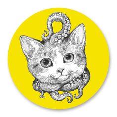 【画像 1/19】リアルな猫が特徴 ヒグチユウコ初の期間限定店をラフォーレで開催 | Fashionsnap.com