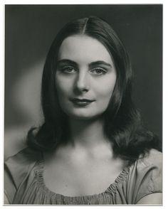 Enrica 'Ricki' Soma, italo-american model and ballerina and mother of one Anjelica Huston