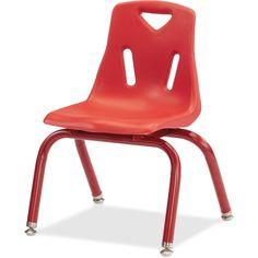 Jonti-Craft 8120JC1008 Berries Plastic Chair w/Powder Coated Legs #8120JC1008 #JontiCraft #Chairs/Stools  https://www.officecrave.com/jonti-craft-8120jc1008.html