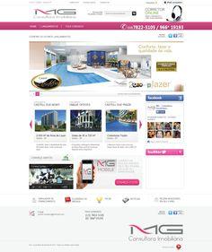 MG Consultora Imobiliária (2011) acesse: http://mgconsultora.com.br