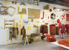 POP UP STORE.... | Visual Merchandiser Reporter