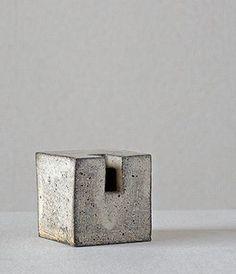 Takashi Endo Square Vase