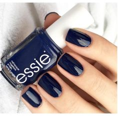 Devious in all the right ways, this inky cobalt blue unleashes the power of its fashion intelligence in one bold stroke.