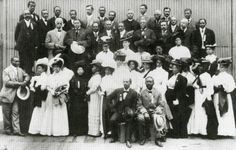 """1905   THE NIAGRA MOVEMENT was a CIVIL RIGHTS ORGANIZATION led by W. E. B. Du Bois and William Monroe Trotter. It was named for the """"mighty current"""" of change the group wanted to effect and Niagara Falls, the Canadian side of which was where the first meeting took place in July, 1905. The Niagara Movement was a call for opposition to racial segregation and disenfranchisement, and it was opposed to policies of accommodation and conciliation promoted by African American leaders."""