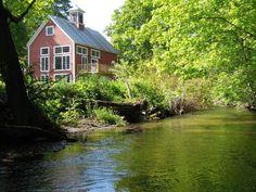 Woodstock House Rental: Luxurious Historic Barn | HomeAway  Eastern Vermont  >  Woodstock   >  Rental 3003186