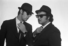 Largofactotum • danieldaylewis: The Blues Brothers photographed...