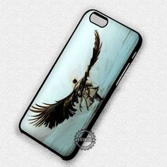 Art of Angel Castiel Wings Supernatural- iPhone 7 6 5 SE Cases & Covers