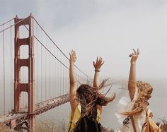 trip to san francisco 🚗🌉 Adventure Awaits, Adventure Travel, San Francisco Pictures, Foto Casual, To Infinity And Beyond, Best Friend Goals, Friend Pictures, Places To See, Travel Inspiration
