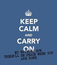 Carry On, My Wayward Son-Kansas