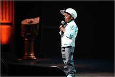 In the fall of 2008, Danion Jones was diagnosed with a large craniopharyngioma. Sadly, he passed away in Dec 2011: http://cityroom.blogs.nytimes.com/2011/12/10/farewell-to-a-boy-who-sang-at-the-apollo . Watch him performed at the Apollo Theater (NY) (April 2011): http://www.nytimes.com/video/2011/04/14/nyregion/100000000774977/beating-cancer-then-live-at-the-apollo.html