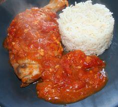 Rougail poulet