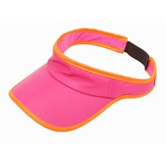 Golf Clothing     SPORT Isaac Mizrahi Womens Velcro Visor Hamptons --  Figure out 73bd8886ea5