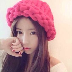 $9.29 (Buy here: https://alitems.com/g/1e8d114494ebda23ff8b16525dc3e8/?i=5&ulp=https%3A%2F%2Fwww.aliexpress.com%2Fitem%2F2016-Autumn-Winter-Monochromatic-Hat-Warm-Knited-Cap-Handmade-Thick-Stick-Knitting-Hats-Fashion-Women-Beanies%2F32757284981.html ) 2016 Autumn Winter Monochromatic Hat Warm Knited Cap Handmade Thick Stick Knitting Hats Fashion Women Beanies Free Shipping for just $9.29
