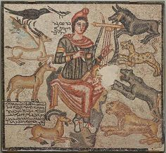 The Dallas Museum of Art returned the ancient marble mosaic in its collection to Turkey, after determining that the work, which dates from A.D. 194 and shows Orpheus taming animals with his lyre, was probably stolen years ago from a Turkish archaeological site.