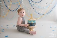 It's different when it's your own kid… Jack's first birthday cake smash Indianapolis cake smash photography Smash Cake First Birthday, Baby Boy First Birthday, Boy Cake Smash, Happy Birthday, 1st Birthday Photoshoot, Cake Smash Photos, Cake Photos, 1st Birthday Pictures, Cake Smash Photography