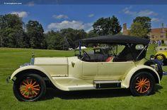 Pierce-Arrow | 1917 Pierce-Arrow Model 48 Images, Information and History ...