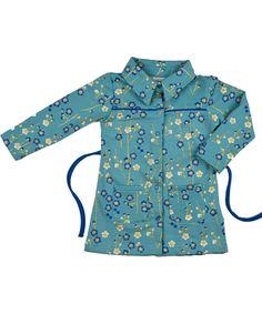 Baba Babywear mooie polo jurk met Japanse print. baba-babywear.nl.emilea.be