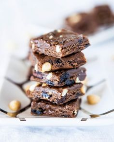 Peanut Butter and Jelly Chocolate Protein Fudge
