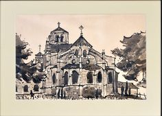 Cathedral by Sir Kyffin Williams