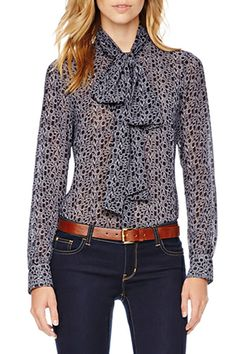 12 Pretty Blouses You'll Wear All Day, Every Day  #refinery29