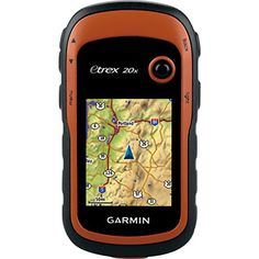 Garmin eTrex 20x Handheld GPS Receiver (Certified Refurbished). For product info go to:  https://all4hiking.com/products/garmin-etrex-20x-handheld-gps-receiver-certified-refurbished/
