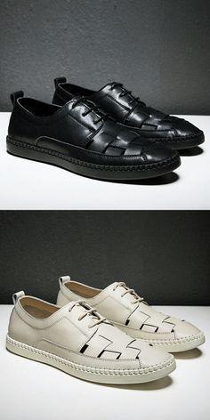 6fbc89fb8fe4 Prelesty High Quality Fashion Hip Hop Student Sneaker Shoes Leather Holes