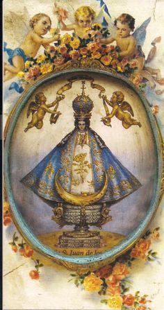 virgin de san juan rosary | Our Lady of San Juan de Los ...