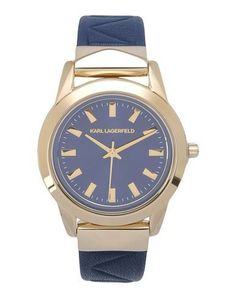 awesome Buy KARL LAGERFELD TIMEPIECES Wrist watches Women for £195.00 just added...