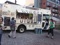 denver biscuit bus. must find this truck! (justice league of street food)