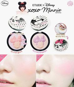 Etude House x Disney collaboration |At First Wink