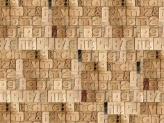 wood pattern / wallpaper