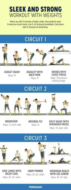 Sleek and Slender workout #Health #Fitness #Tip
