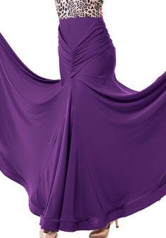 Chrisanne Luna Ballroom Dance Skirt   Dancesport Fashion @ DanceShopper.com
