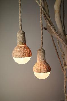 lampjes - breien - knitting - lights