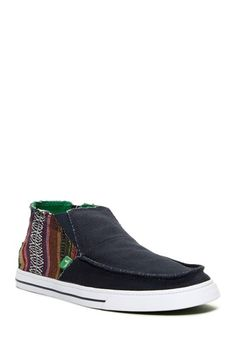 Baseline Mid Slip-On Shoe by Sanuk on @HauteLook