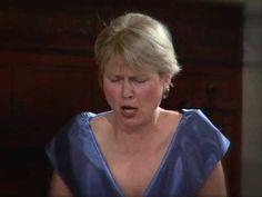 """Karen Clark, contralto, performs Hildegard von Bingen by Triple Spiral Productions """"O Virtus Sapientie""""."""