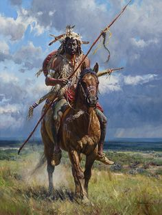 Jackson Hole Art Auction: Fires Burned Out by Martin Grelle  kK
