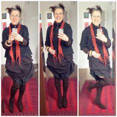 The Little Black Dress Challenge: Day 8 | Stellavation!
